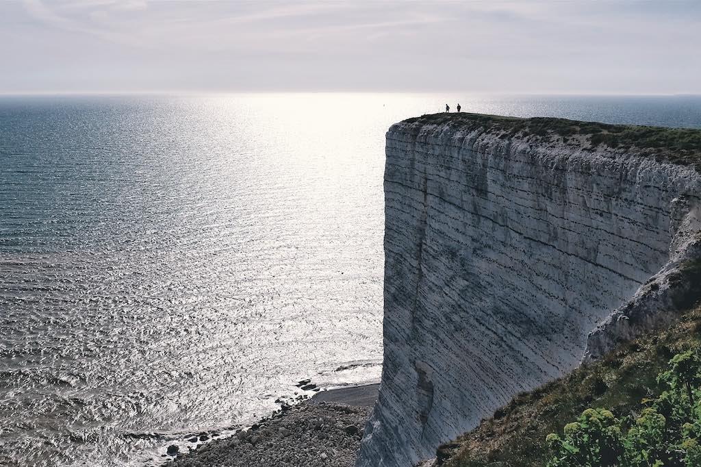 イギリス南部ビーチーヘッド(ビーチー岬)